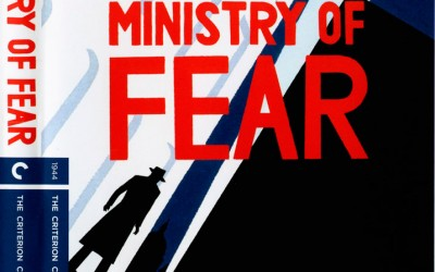 Criterion Collection Ministry of Fear