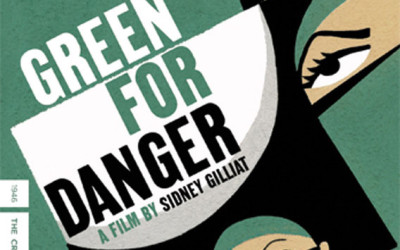 dvd- green for danger